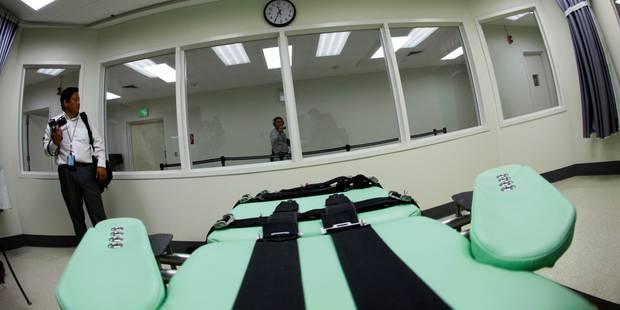 """Nouvelle exécution """"ratée"""" aux Etats-Unis: le condamné a convulsé durant 13 minutes - La Libre"""