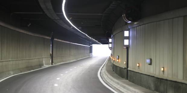 Bonne nouvelle pour les automobilistes: le tunnel Montgomery a rouvert ce mardi matin - La Libre