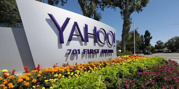 Yahoo annonce un nouveau piratage, un milliard de comptes concernés - La Libre
