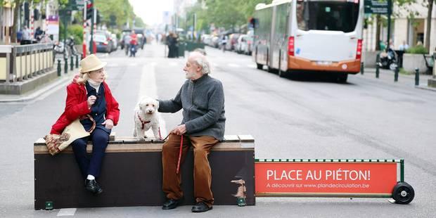 Bruxelles: les futurs aménagements du piétonnier décortiqués - La Libre