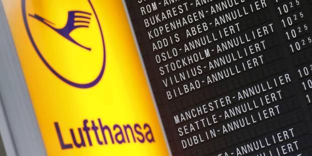 Lufthansa confirme détenir Brussels Airlines à 100% - La Libre