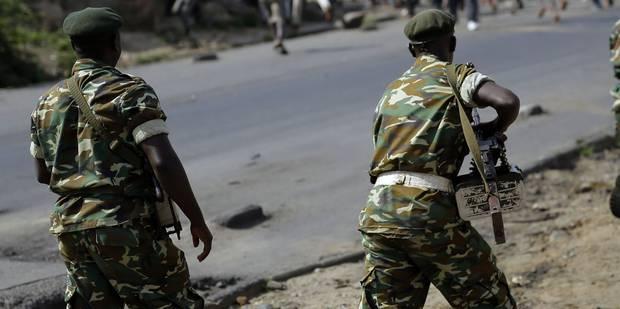 Poursuite de l'escalade anti-belge au Burundi? - La Libre
