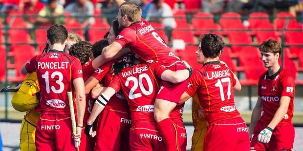 Mondial de Hockey: les Belges U21 en finale en sortant les sextuples champions du monde! - La Libre
