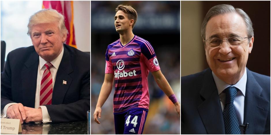 Trump, Perez, Januzaj