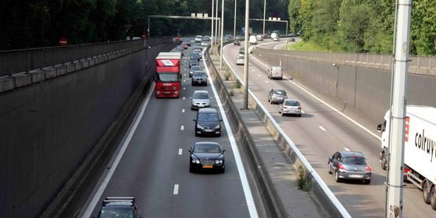 Bruxelles: le tunnel des Quatre-Bras à nouveau ouvert à la circulation - La Libre
