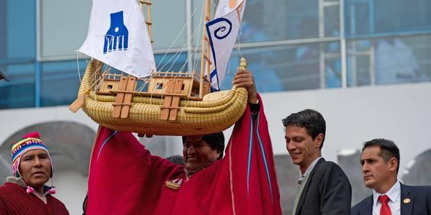Bolivie: Evo Morales candidat à un 4e mandat malgré un référendum contre - La Libre