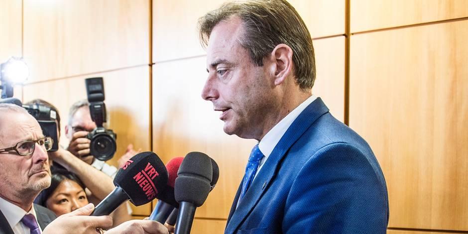 Edito: De Wever se croit vraiment tout permis - La Libre