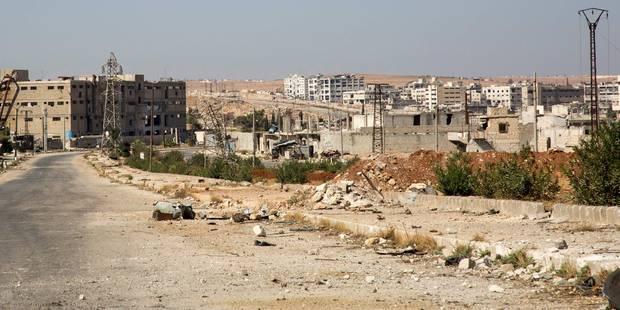 Syrie : quelque 25.000 personnes évacuées d'Alep jusqu'à présent - La Libre