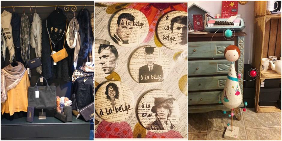 Shopping de Noël : 6 bons spots à Mons, Ath et Tournai