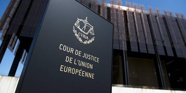 La Cour de justice de l'UE rejette la garantie accordée aux coopérants d'Arco - La Libre