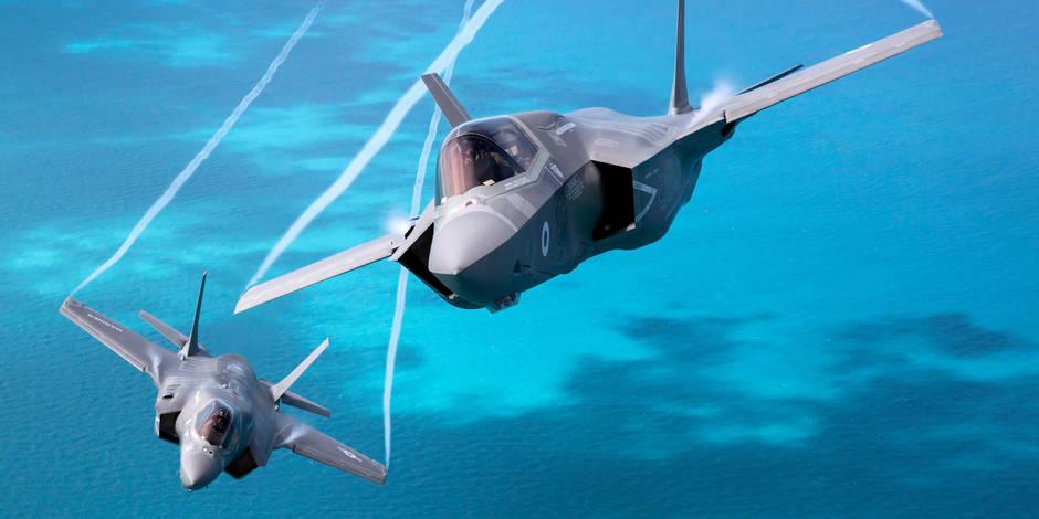 Le remplacement du F-16 sera lié à des retours industriels - La Libre