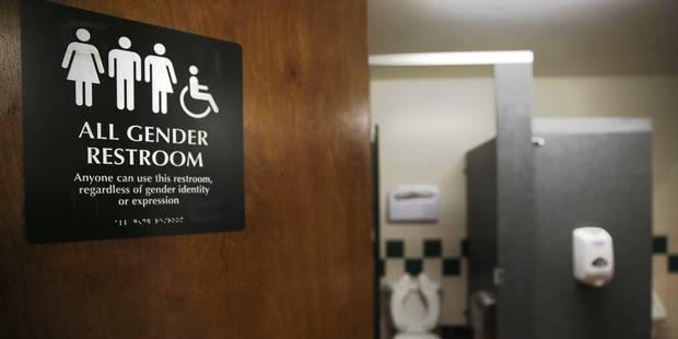 """La """"bataille des toilettes"""" continue de faire rage en Caroline du Nord - La Libre"""