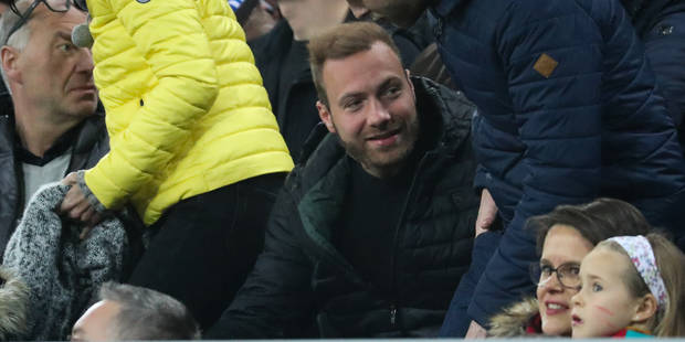 """Laurent Depoitre: """"Anderlecht? Peut-être, si ma situation n'évolue pas"""" (VIDEO) - La Libre"""