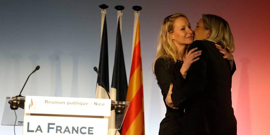 La guerre des clans fait rage chez les Le Pen - La Libre