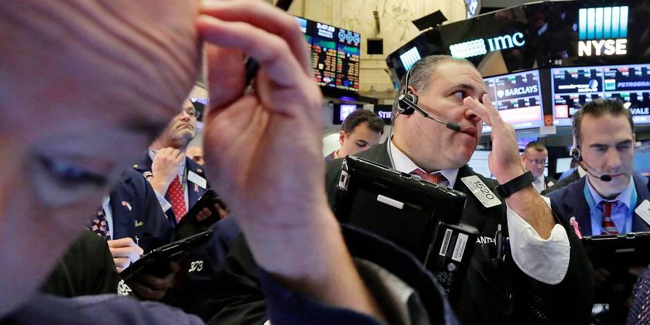 Le marché des obligations a chauffé en 2016 - La Libre
