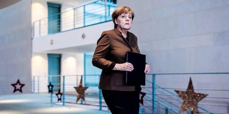 """Attentats à Berlin : """"Certains partis politiques tentent de récupérer la situation"""""""