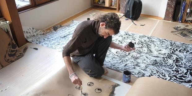 La fondation Spes soutient activement la création artistique - La Libre