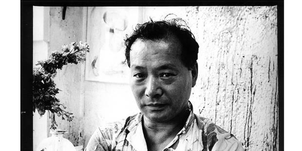 Walasse Ting, le trait d'union entre les cultures chinoise et occidentale - La Libre