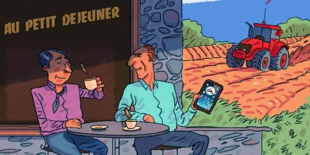 Au coeur des débats en 2016, la révolution numérique - La Libre