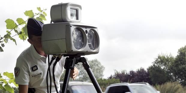 150 radars intelligents vont être placés en Wallonie en 2017 - La Libre