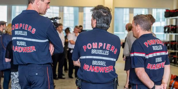 Préavis de grève déposé par les pompiers de Bruxelles pour des actions dès le 3 janvier - La Libre