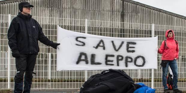 """De Berlin à Alep à pied, une """"marche civile"""" en solidarité avec la Syrie - La Libre"""