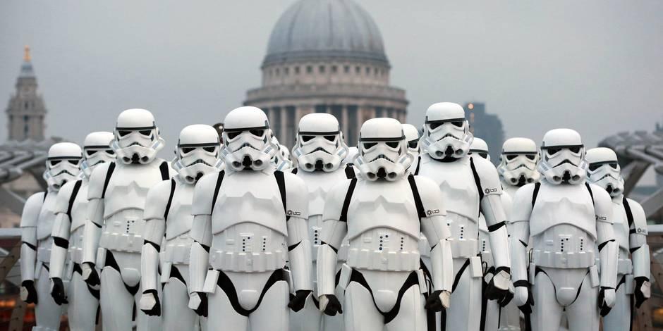 """Il y a bien longtemps, dans une autre Amérique, """"Star Wars"""" était blanc et masculin"""