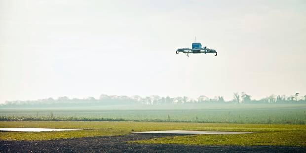 Seulement 10 amendes cette année pour non respect de la règlementation sur les drones - La Libre
