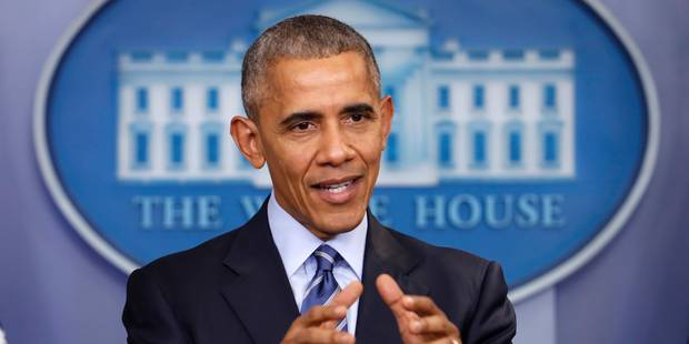 Piratages russes de la présidentielle américaine: les représailles d'Obama - La Libre