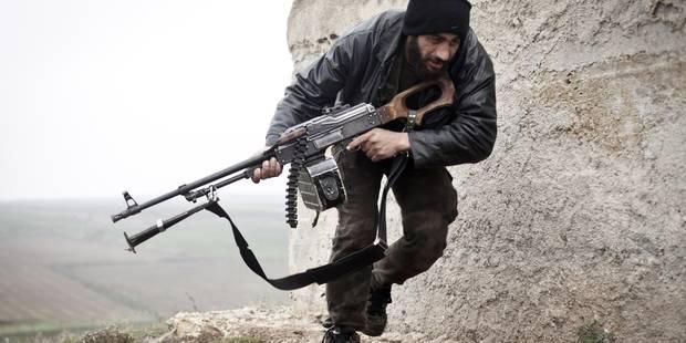 Syrie: cessez-le-feu respecté, pourparlers de paix en janvier - La Libre