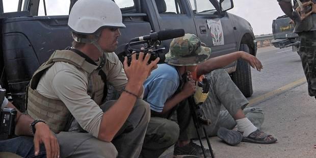93 professionnels des médias tués en 2016 - La Libre