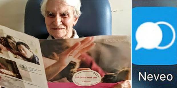 Comment partager des photos avec des personnes âgées - La Libre