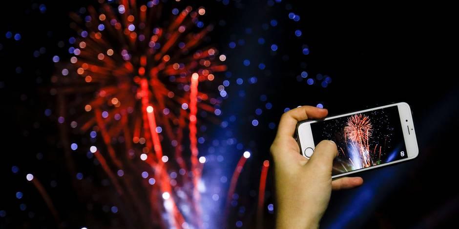 Les Belges Et Les Voeux De Nouvel An Toujours Moins De Sms