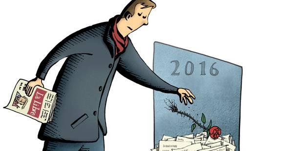 Quand vous, lecteurs, avez pris la parole en 2016 - La Libre