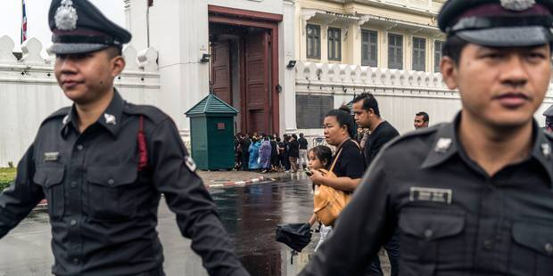 Au moins 25 morts dans un accident de la circulation en Thaïlande - La Libre