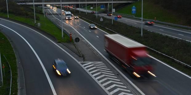 Circulation rétablie sur la E42 à Andenne - La Libre
