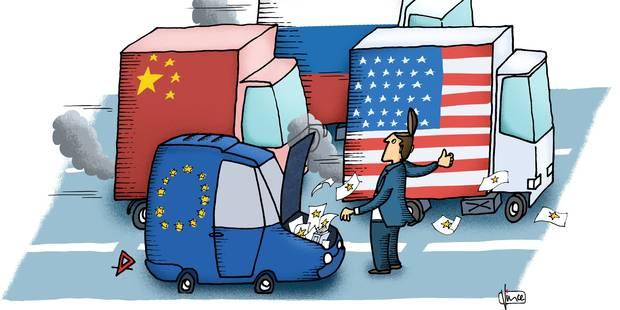 Que faut-il à l'Europe pour avancer? (OPINION) - La Libre