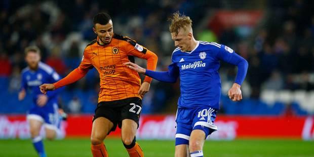 Lex Immers passe de Cardiff City au FC Bruges - La Libre