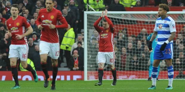Wayne Rooney rejoint Bobby Charlton comme meilleur buteur de Manchester United - La Libre