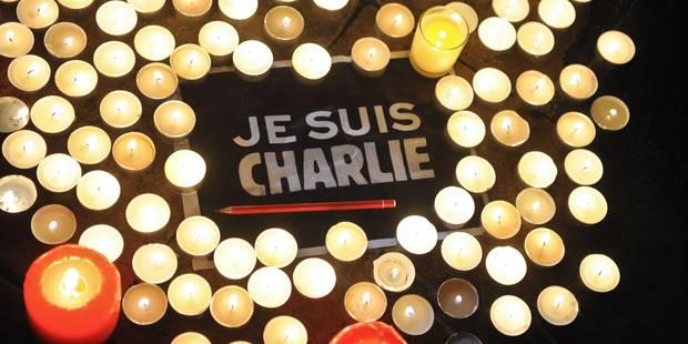 """""""Je suis toujours Charlie"""": les victimes de janvier 2015 honorées à Paris - La Libre"""
