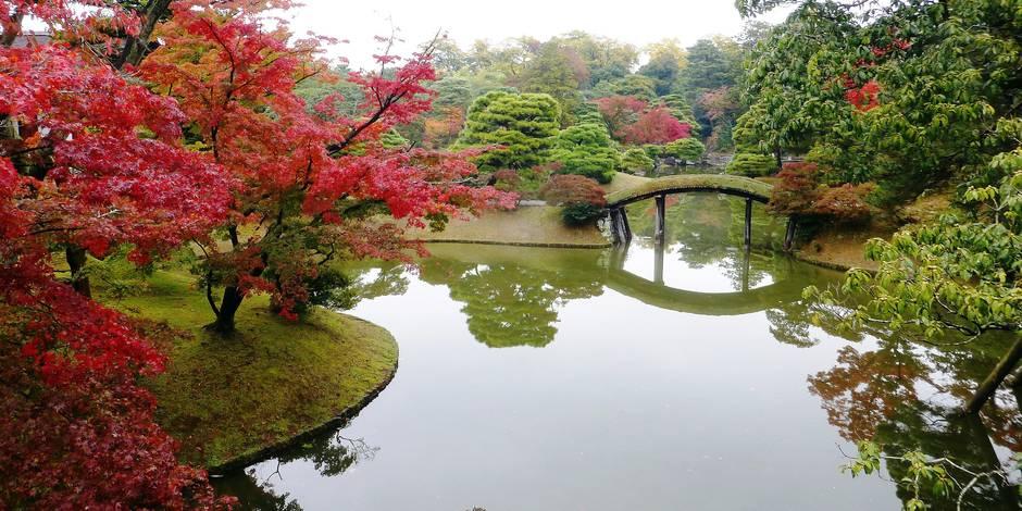Quand nos jardins s'inspirent du japonisme