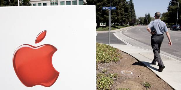 Apple, championne de l'énergie renouvelable, selon Greenpeace - La Libre