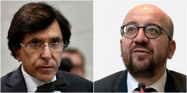 """Di Rupo à Charles Michel: """"On ne garantit pas la sécurité sociale en enlevant des droits aux gens!"""" - La Libre"""