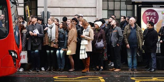 Grèves à gogo au Royaume-Uni - La Libre