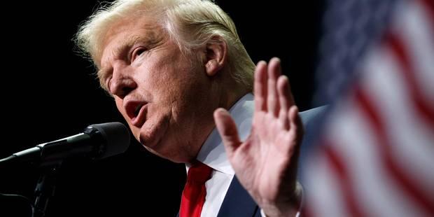 Ni les USA ni le Mexique ne veulent financer le mur promis par Trump - La Libre
