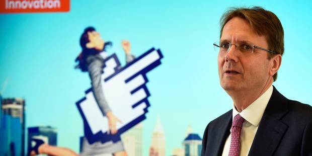 ING?: Le départ de Rik Vandenberghe fait du bruit et laissera des traces - La Libre