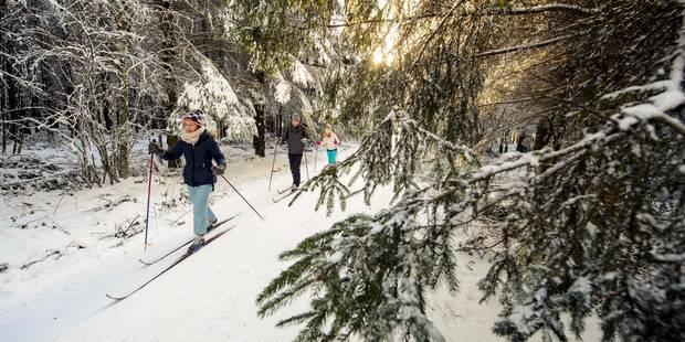 Trente-deux centres de ski ouverts en provinces de Liège, de Luxembourg et de Hainaut - La Libre