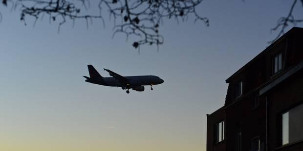 """Une enquête ouverte après un """"incident sérieux"""" entre deux avions au-dessus de Gand - La Libre"""