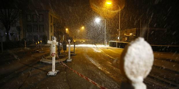 Intempéries: phase de pré-alerte routière en Wallonie, la STIB remet ses bus en circulation - La Libre