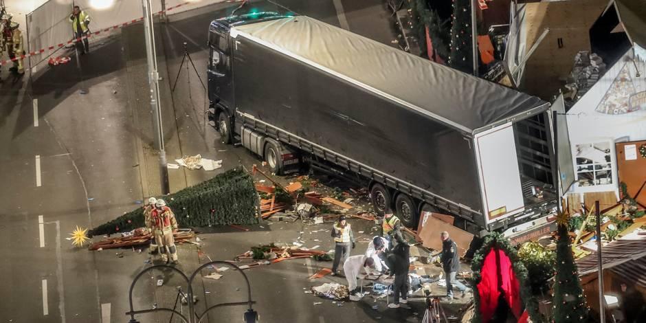 Attentat de Berlin: Anis Amri serait venu à plusieurs reprises en Belgique avant les faits